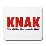 KNAK Salt Lake City '64 -  Mousepad