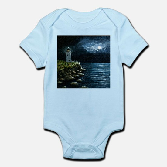 Sea View 245 lighthouse Body Suit