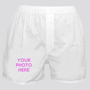 Customize photos Boxer Shorts