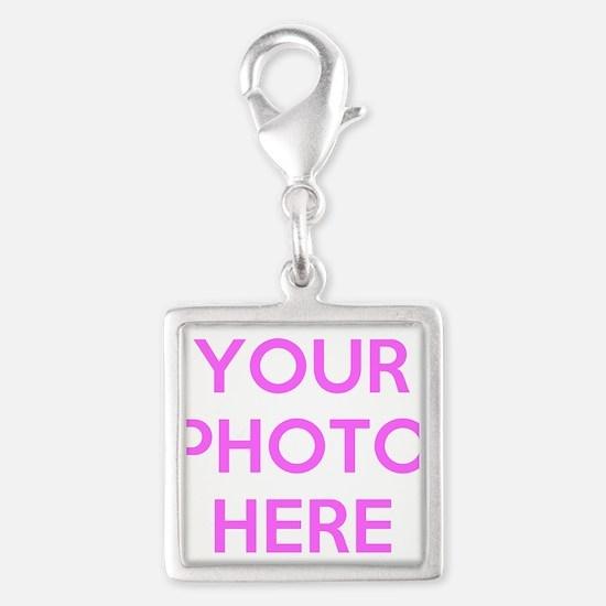 Customize photos Charms