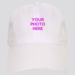 Customize photos Baseball Cap