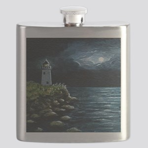 Sea View 245 lighthouse Flask