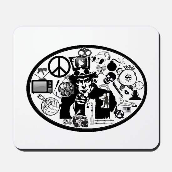 BITS AND PIECES Mousepad