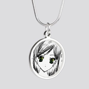Anime girl 2 Necklaces