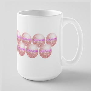 Amazeballs! (pink) Mugs