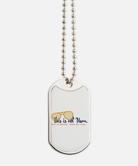 this is not 'nam Dog Tags