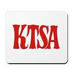 KTSA San Antonio '63 - Mousepad