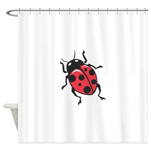 Bed Bugs Shower Curtains