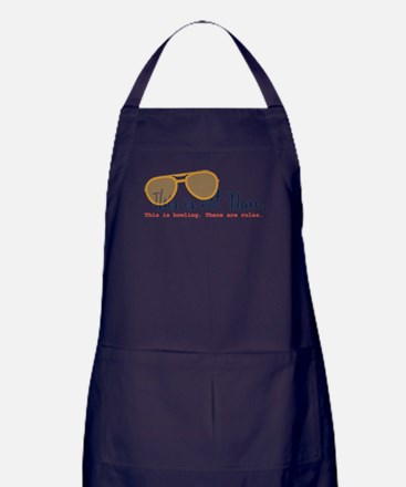 this is not 'nam Apron (dark)