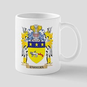 Carrera Coat of Arms - Family Crest Mugs