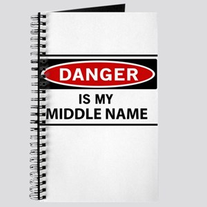DANGER is my middle name Journal