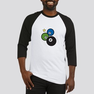 Pool Ball Baseball Jersey