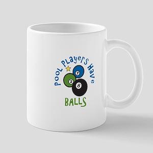 Pool Balls Mugs