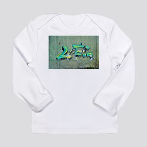 Old Graffiti Long Sleeve Infant T-Shirt