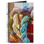 Art Yarn Basket Journal