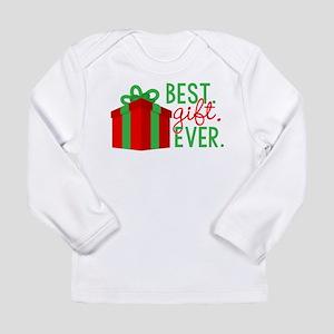 Best Gift Ever Long Sleeve Infant T-Shirt