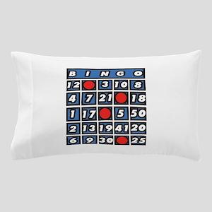 Bingo Card Pillow Case