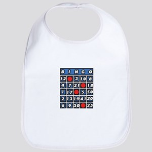 Bingo Card Bib
