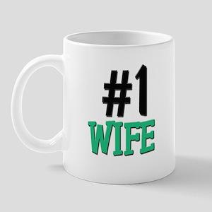 Number 1 WIFE Mug