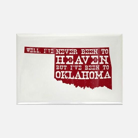 Oklahoma Heaven Magnets