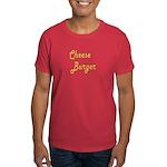 Cheese Burger Dark T-Shirt