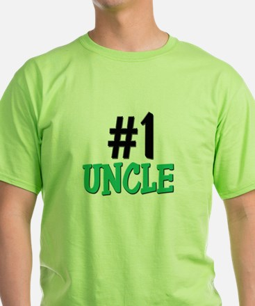 Number 1 UNCLE T-Shirt