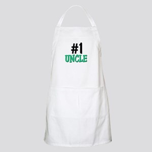 Number 1 UNCLE BBQ Apron