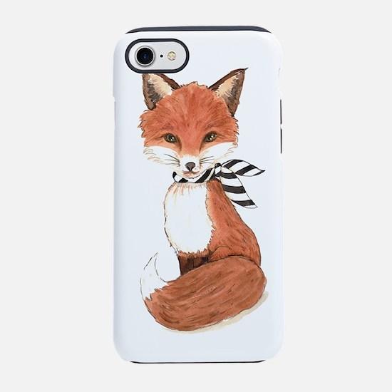 wild mr.fox iPhone 7 Tough Case
