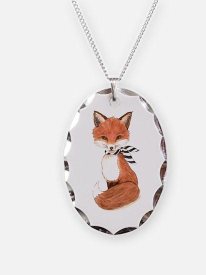 wild mr.fox Necklace