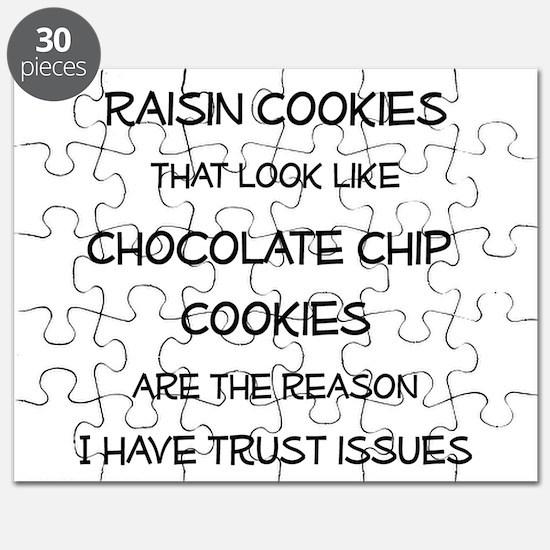 Unique Chocolate Puzzle