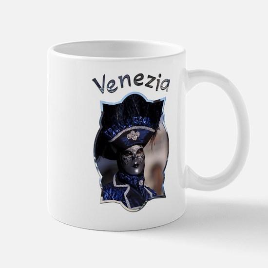 Blue Mask Mugs