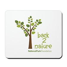 Back 2 Nature Mousepad
