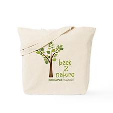 Back 2 Nature Tote Bag