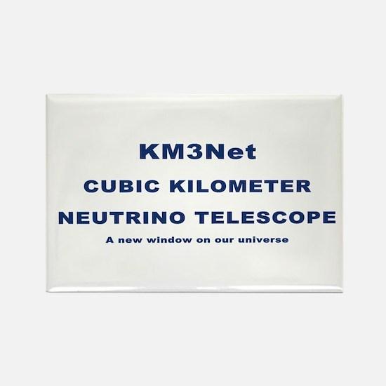 KM3NeT Rectangle Magnet (10 pack)