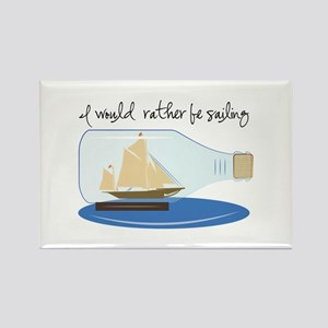 I Would Rather be Sailing Magnets