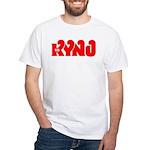KYNO Fresno '68 - White T-Shirt