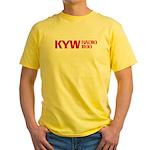 KYW Cleveland '64 - Yellow T-Shirt
