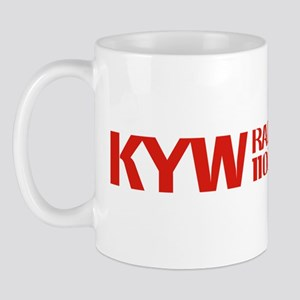 KYW Cleveland '64 - Mug