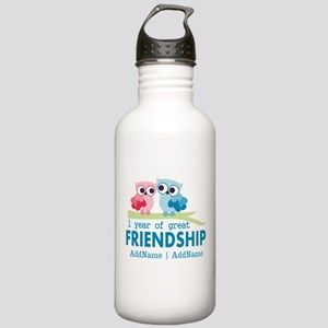 1st Anniversary Person Stainless Water Bottle 1.0L