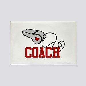 Coach Whistle Magnets