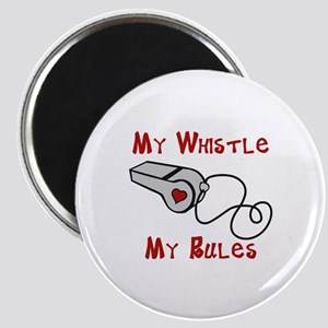 My Whistle Magnets