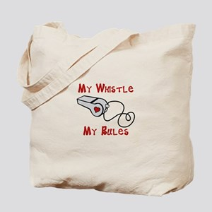 My Whistle Tote Bag