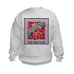 USS NAUTILUS Kids Sweatshirt