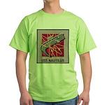 USS NAUTILUS Green T-Shirt