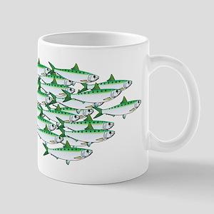 Sardines 1c Mugs