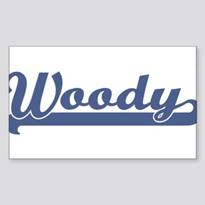 Woody Sticker