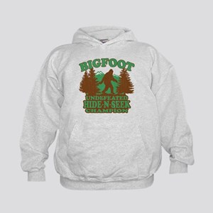 BIGFOOT Funny Saying (vintage distressed design) H