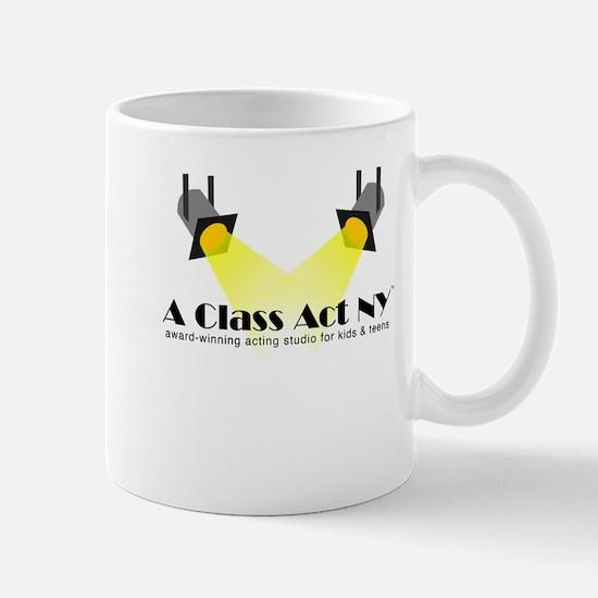 A Class Act Ny Spotlight Mugs