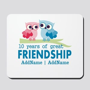 Gift For 10th Wedding Anniversary Mousepad