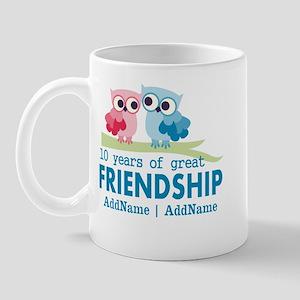 Gift For 10th Wedding Anniversary Mug